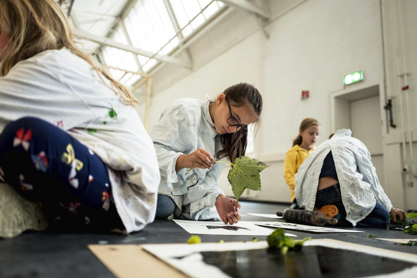 Konferenz Bildschulen: der ideale Rahmen für Kreativitätsförderung