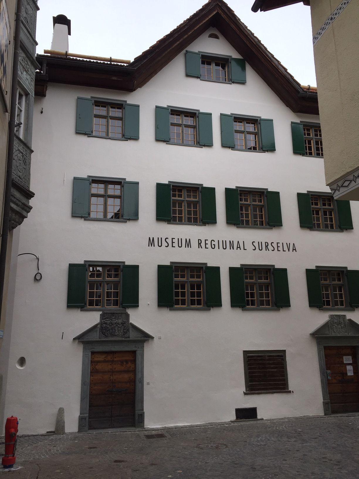 Bild von der Casa Carniec in Ilanz (nachher)