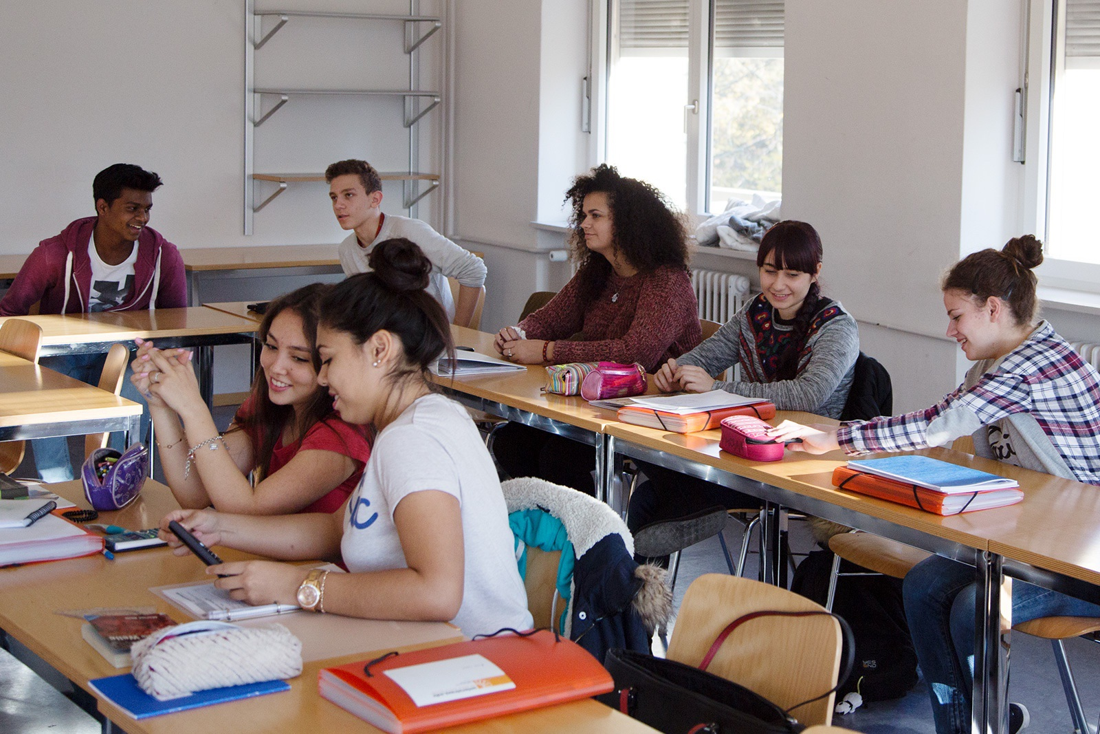 ChagALL sorgt für mehr Chancengleichheit in der Bildung.