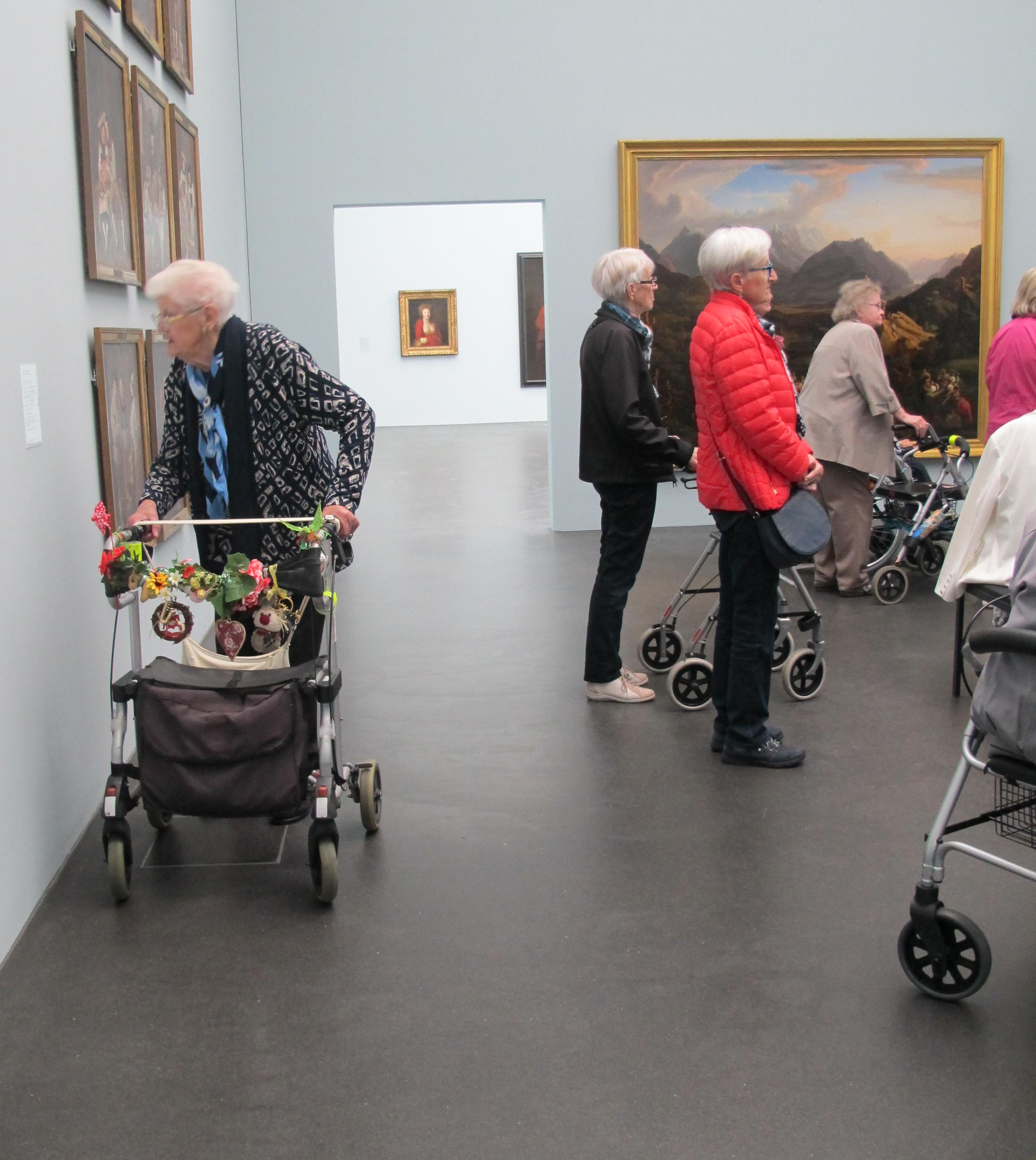 Bild aus dem Kunstmuseum Luzern