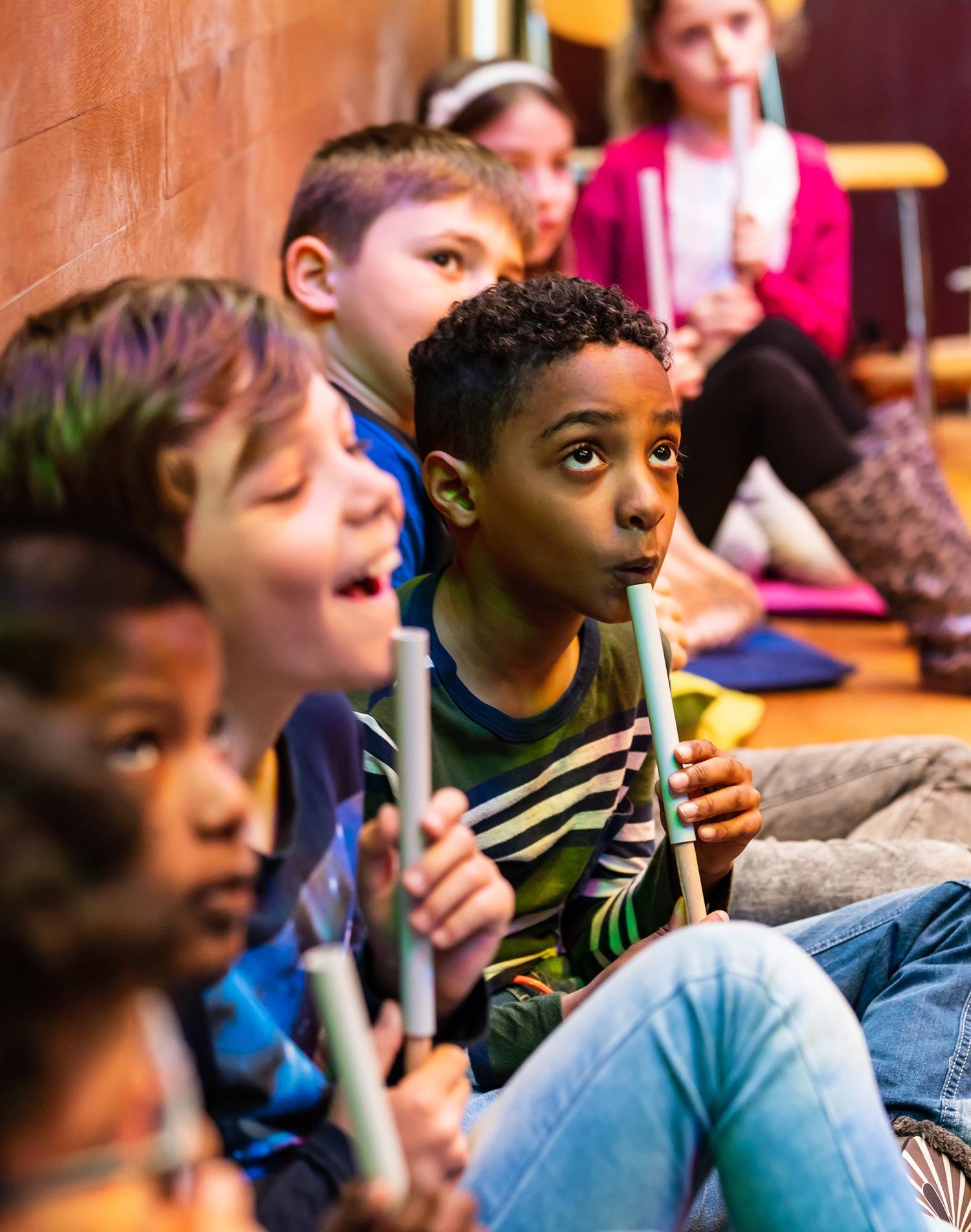 Luzerner Sinfonieorchester: ein neuer Ton, um Menschen für Musik zu begeistern