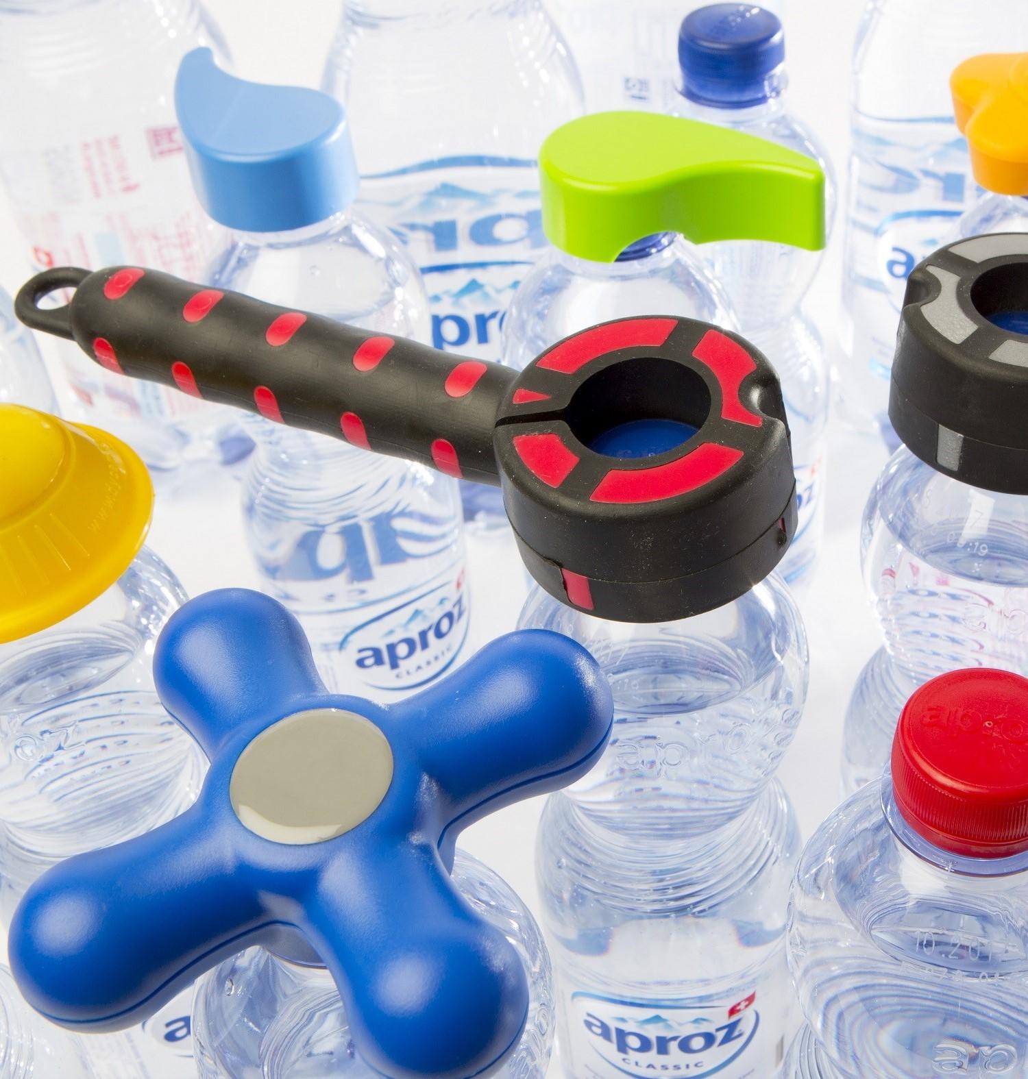 Verschiedene Flaschenöffner