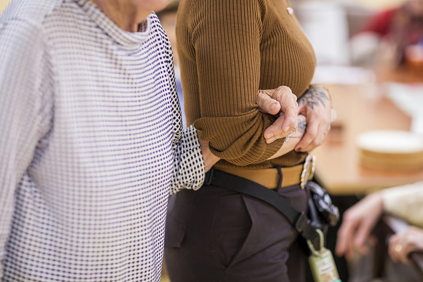 Wegweiser für gute Betreuung im Alter: Ankündigung