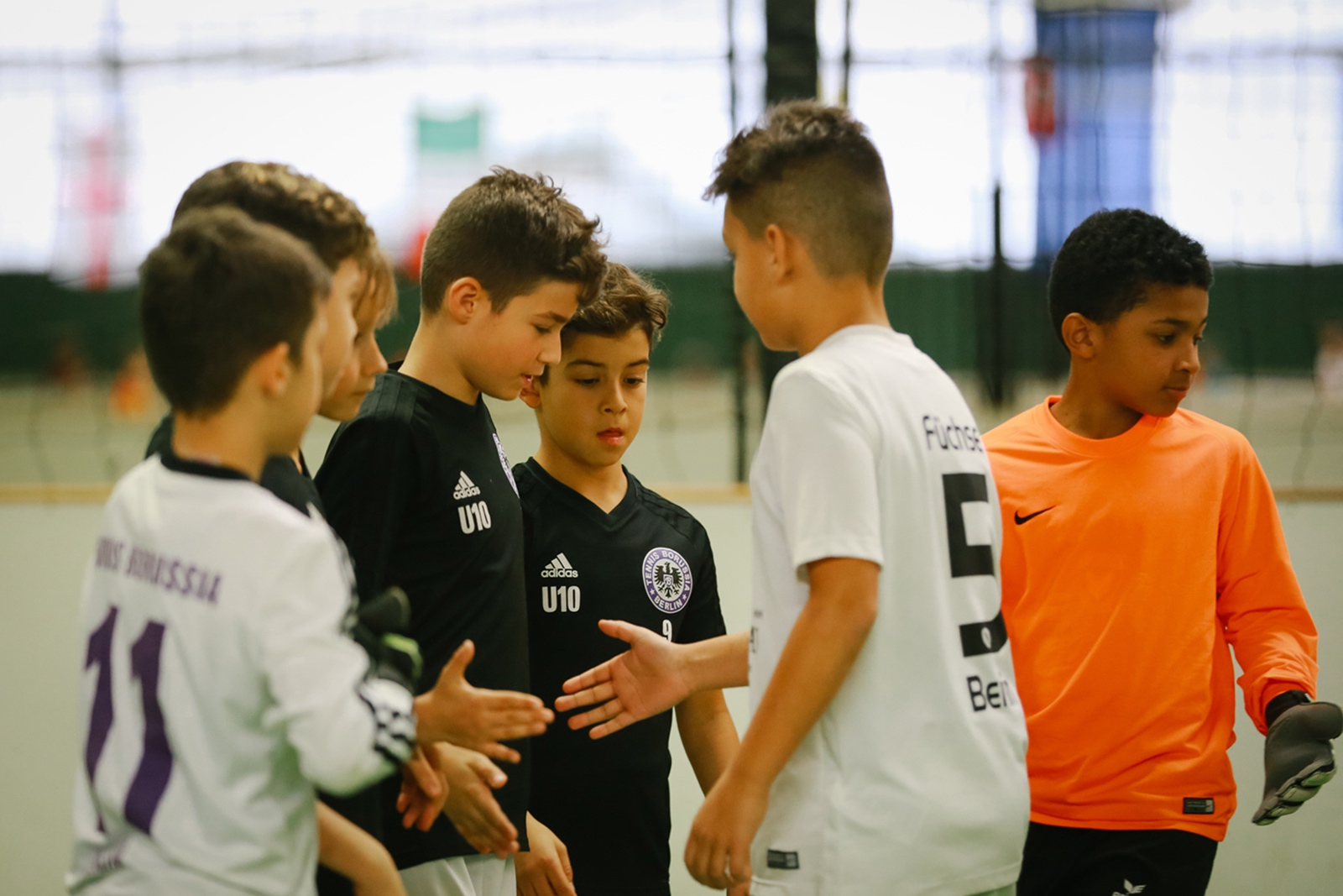 Sport fördert Zugehörigkeit und Akzeptanz