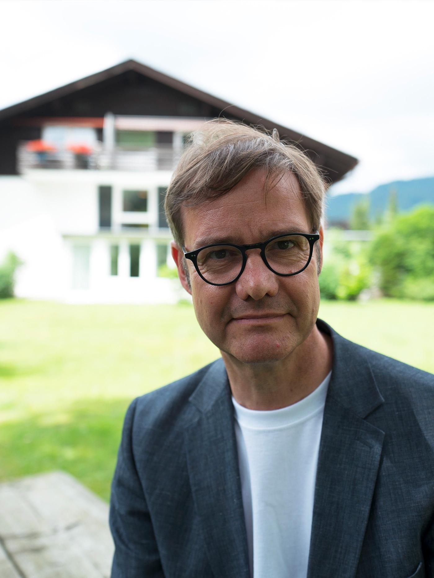Der Ideengeber und Initiator: Univ.-Prof. Martin Halle