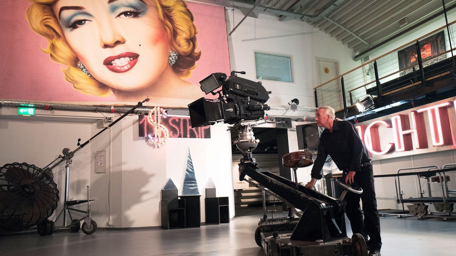 Sieht Modernisierungsbedarf: Bernd Desinger, Direktor des Filmmuseums Düsseldorf