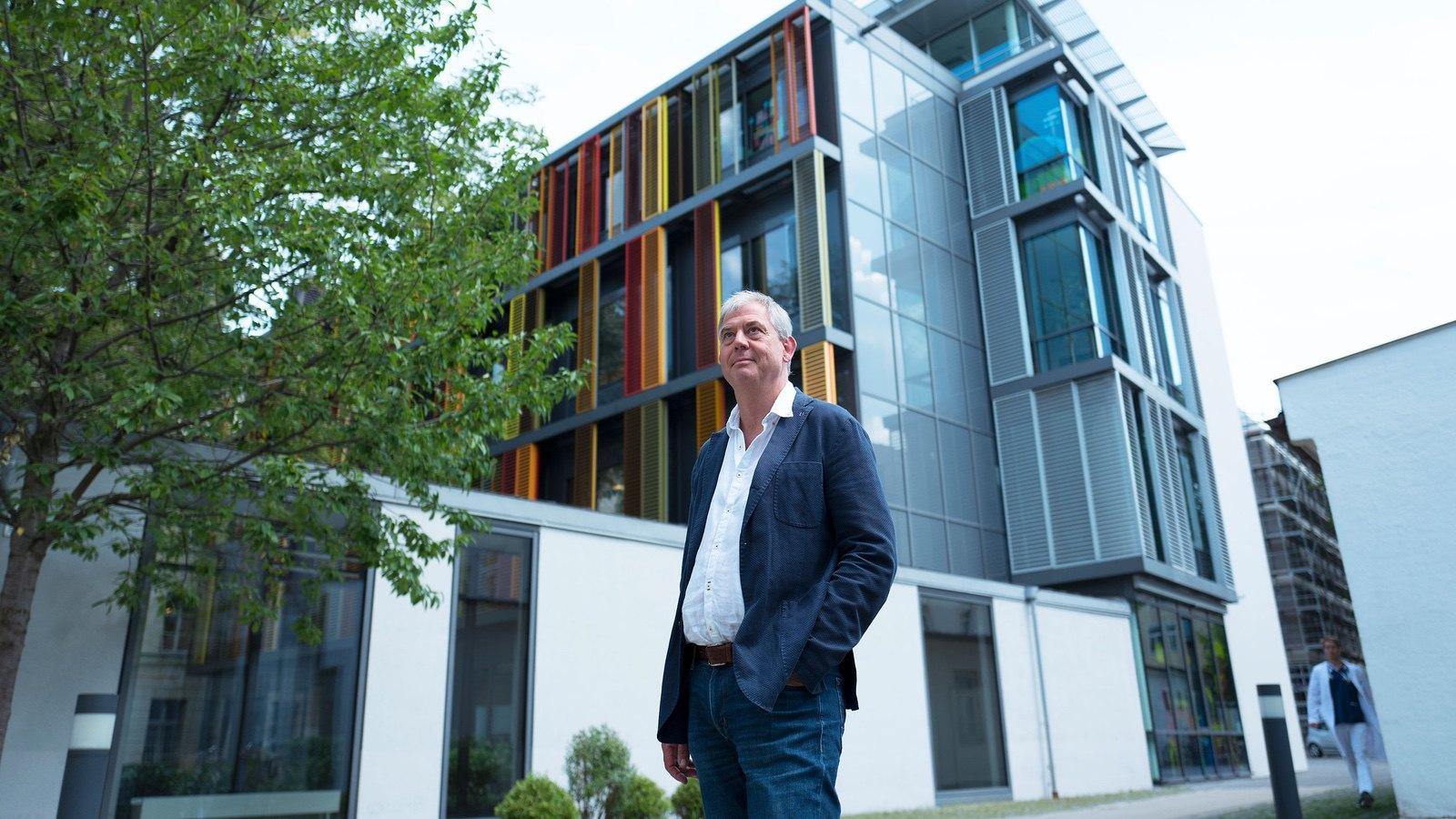 Prof. Gerd Schulte-Körne leitet die Kinder- und Jugendpsychiatrie der LMU