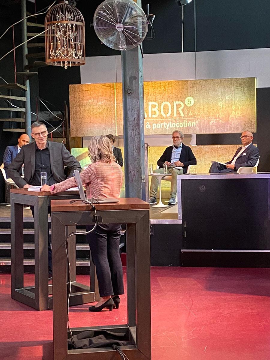 Live-Talk der Beisheim Stiftung zum freiwilligen Engagement im Alter vom 27. Oktober 2020