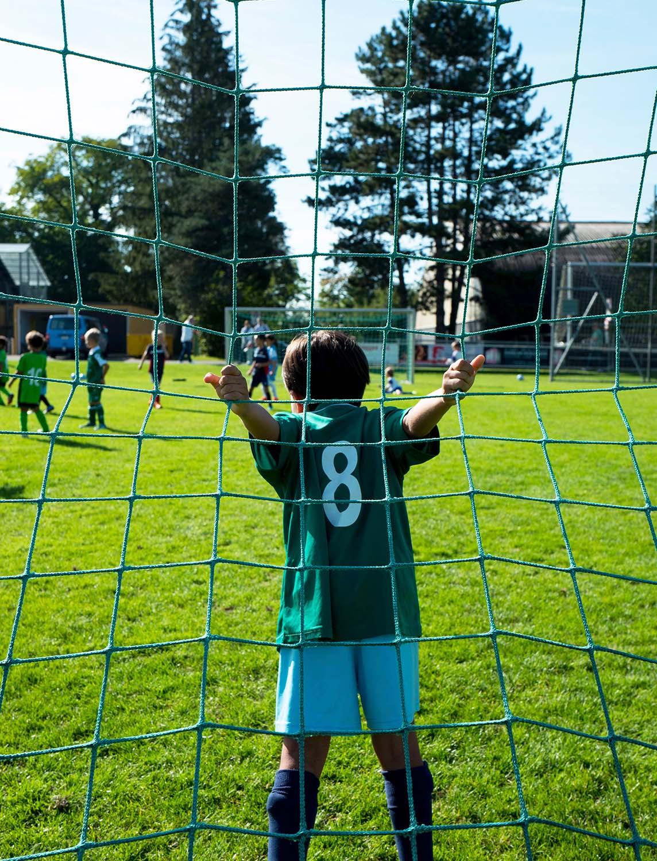Sportprojekte, die über das rein Sportliche hinausblicken. Auf vorbildlich ganzheitliche Nachwuchsförderung. Und auf gut funktionierende Vereine.