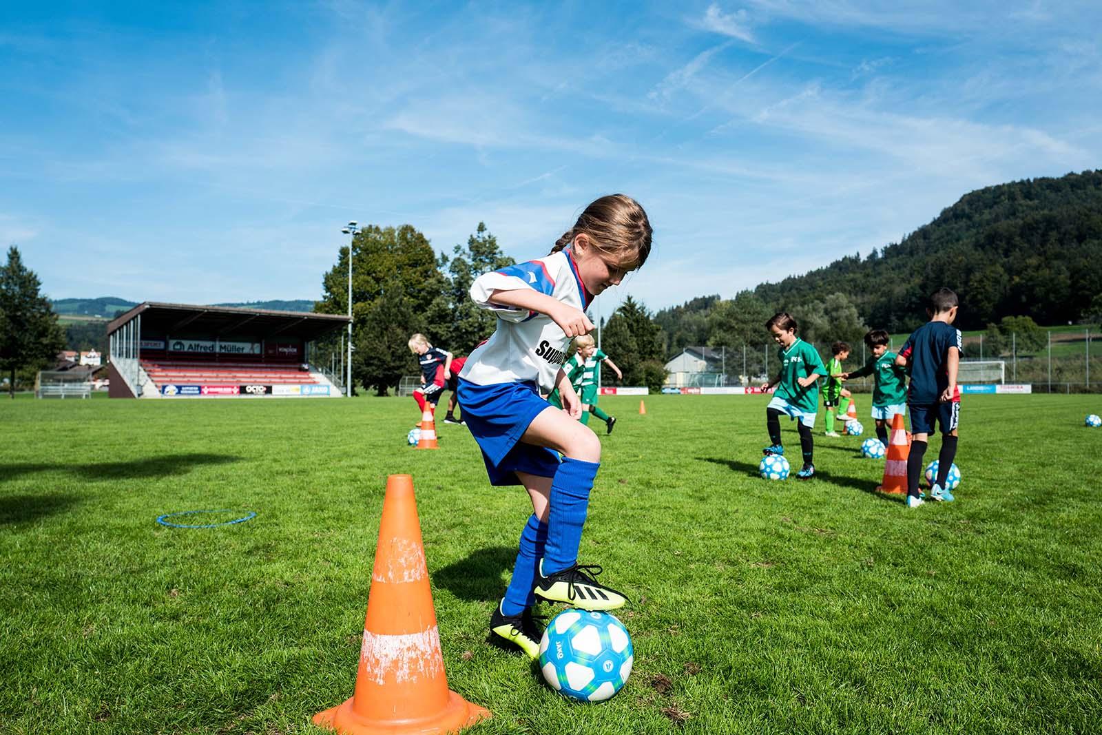 Sportprojekte Zentralschweiz