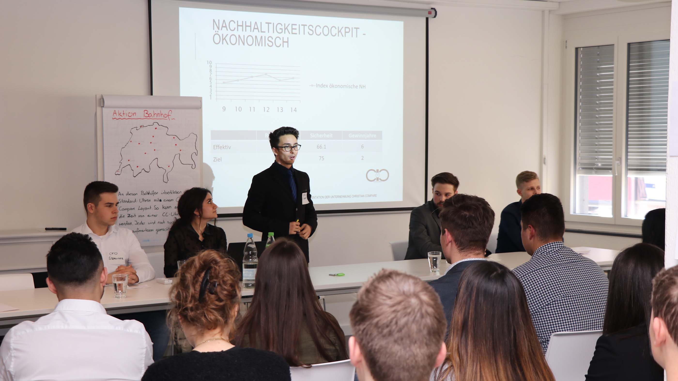 Unternehmer Campus: Talentschmiede in der Berufsbildung