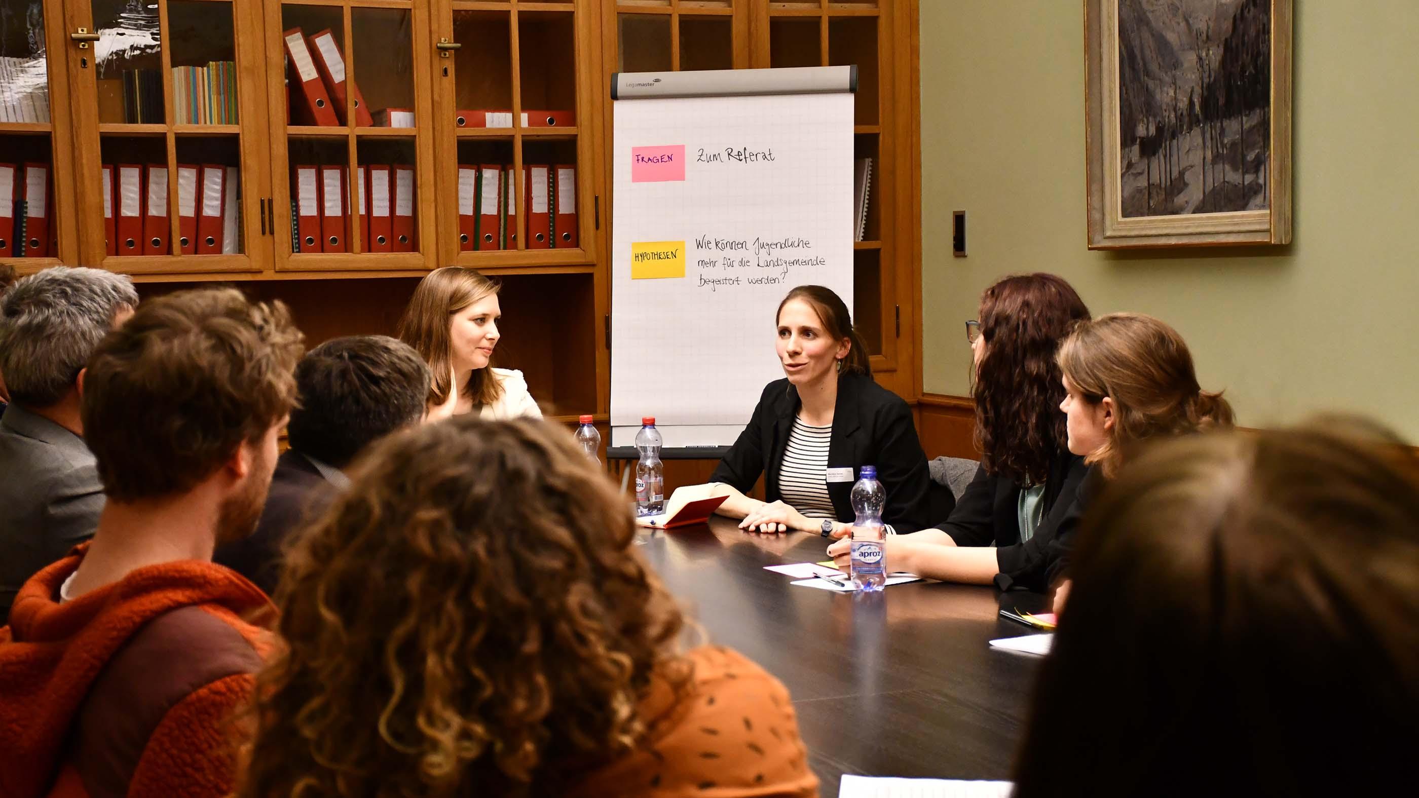 Projektfoto Campus für Demokratie